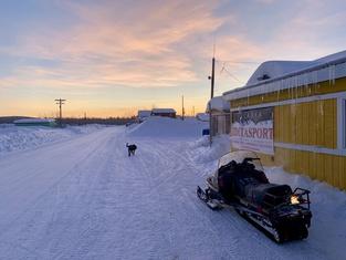 Iditarod Trail Roadhouse
