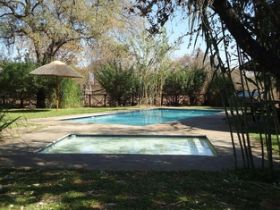 Phokoje Bush Lodge