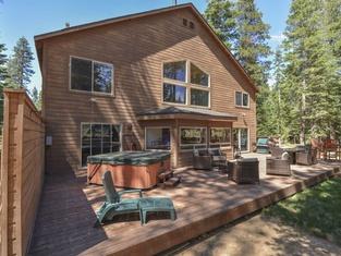 Kantor's Hideout by Tahoe Mountain Properties