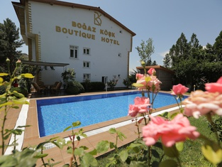 Boğaz Köşk Boutique Hotel