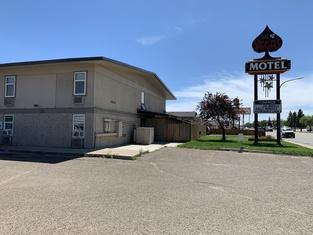 Vegas Williston Motel
