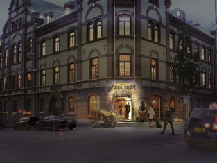 Stora Hotellet; BW Premier Collection