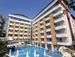 アライエ クレオパトラ ホテル