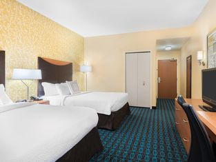 Fairfield Inn & Suites by Marriott Augusta Fort Gordon Area