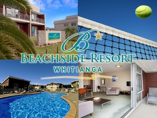 Beachside Resort Motel Whitianga