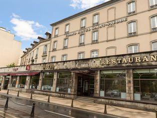 The Originals Boutique, Grand Hôtel Saint-Pierre, Aurillac (Qualys-Hotel)