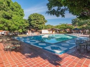 ホテル ボリビア