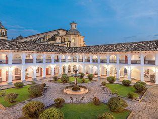 Hotel Dann Monasterio Popayán
