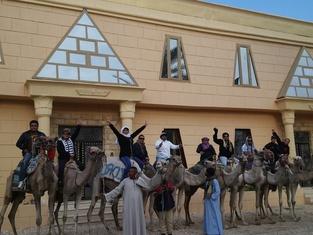 Pyramids Luxor Hotel