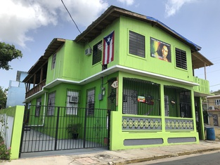 Vieques Hostel Good Vibe House