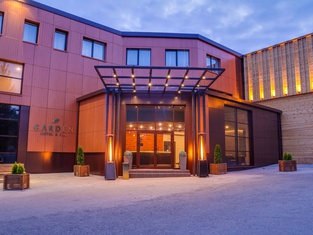 Garden Spa Hotel