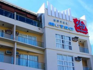 ホテル メトロ カリボ