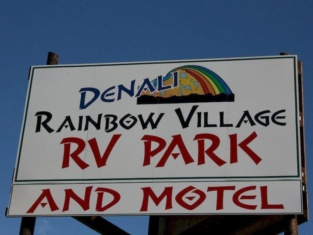 Denali Rainbow Village RV Park and Motel