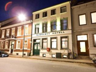Sjøgløtt Hotel