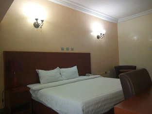 Top Rank Galaxy Hotel Enugu