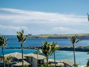 Kapalua Bay Villa 17 B2 Gold Ocean View
