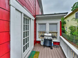New! New Bern Home W/yard- Grill+walkable Location