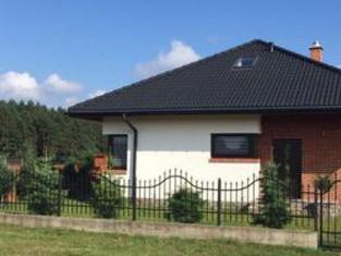 Uroczy dom na Mazurach