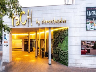 Hotel Tach Madrid Airport