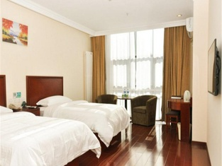 GreenTree Inn HeBei ChengDe Railway Station Southeast ChengDe Century City Business Hotel