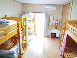 五島ゲストハウス 雨通宿