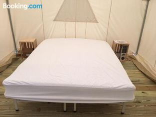 Tentrr - The Stand: Woodsy Glamping Retreat Near Chincoteague Island!