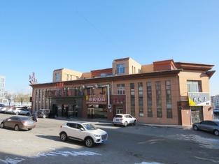 Yixin Hotel, Alxa Left Banner