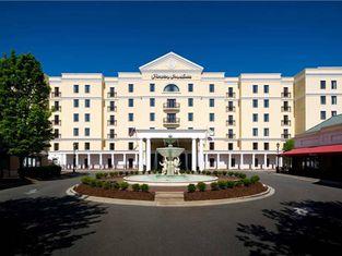 Hampton Inn & Suites-South Park at Phillips Place