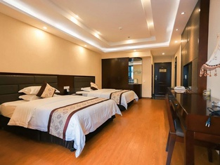 Tongren Luyangju Hotel