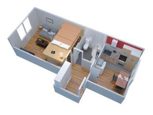 Bed ha Couët, le Calme et le Confort en hyper-centre
