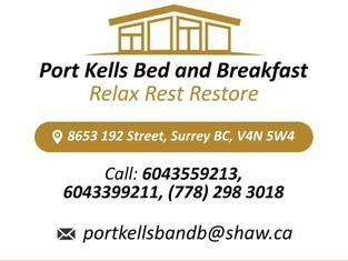 Port Kells B&B
