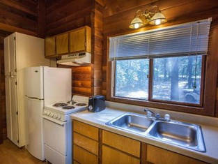 Lake Texoma Camping Resort Cabin 14