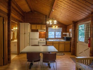 Lake Texoma Camping Resort Cabin 17