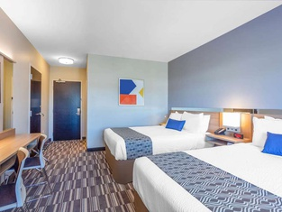 Microtel Inn Suites by Wyndham South Hill