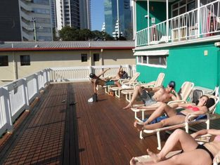 Backpackers in Paradise Gold Coast