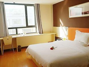 7 Days Inn Jinchang Wen Hua Street Branch
