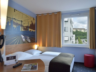 B&B Hotel Saarbrücken-Hbf