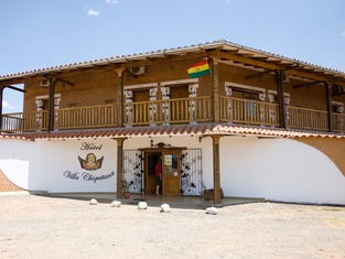 Hotel La Villa Chiquitana