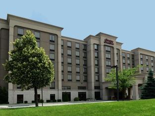漢普頓酒店及套房溫莎酒店