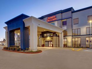Hampton Inn & Suites Borger