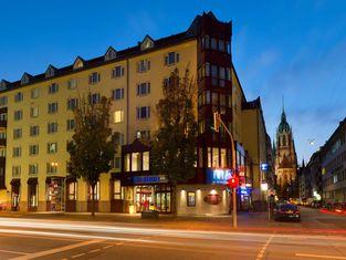 โรงแรมมึนเคน ซิตี้ เซ็นเตอร์ ในเครือเมเลีย