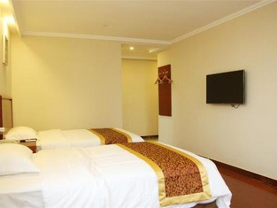 GreenTree Inn Golmud City Southern Suburb Express Hotel