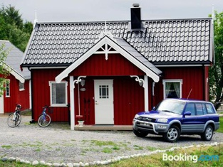 Three-Bedroom Holiday Home in Vevelstad