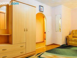 Apartment TwoPillows on Parkovaya 40a