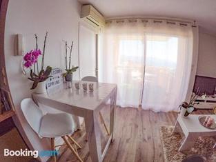Appartement Ajaccio vue mer Panoramique