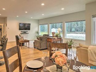 Single-Story Soldotna Home About 4 Mi to Downtown!