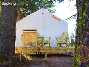 Tentrr - Lost Sierra Base Camp 1