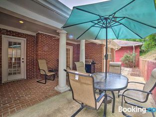 Charming Columbus Home With Game Room, Near AFB!