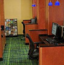 Fairfield Inn Suites Fresno Clovis