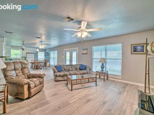 Updated Lakefront Apt With Dock, Deck, and Views!